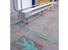 Warehouse barrier