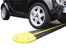 SR10 SpeedStopper® 5 to 10 m.p.h. ramp designed for vehicles, large & small