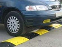 PVC Speed ramp