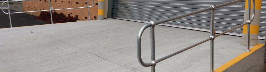 Safety handrail