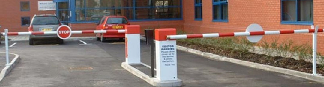 Security traffic barrier